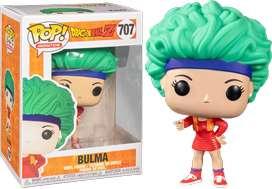 Funko Pop Bulma Dragon Ball Z