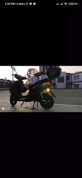 Moto electrica Avanti 2.0
