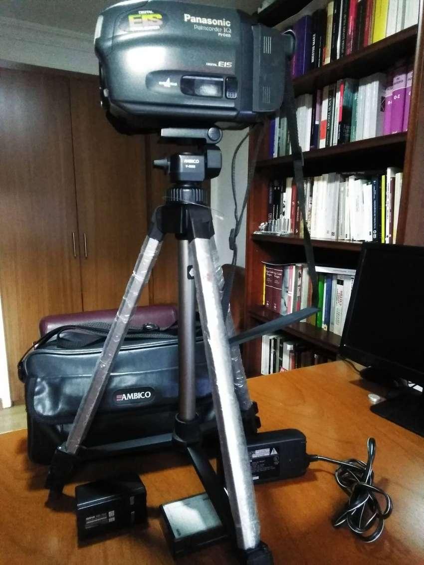 VIDEOCAMARA DIGITAL PANASONIC IQ PV-D406 FULL