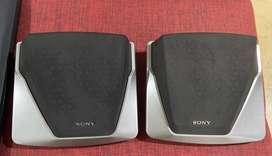 Parlantes Sony 16 Ohmios