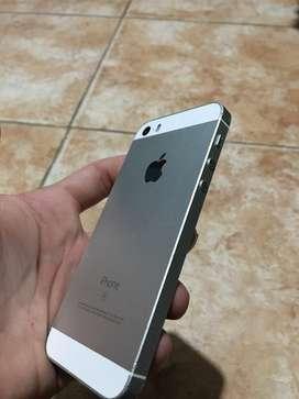 iPhone 5SE todo original impecable, 32gb !!
