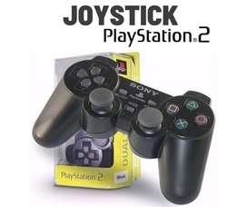 Joystick de PS2 con garantía y entrega a domicilio.