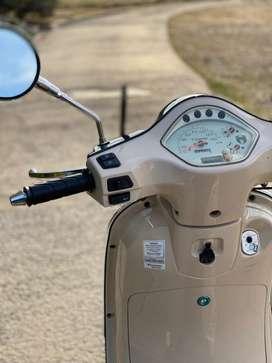 Scooter corven milano 150