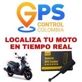 Alarma GPS para todas las motos