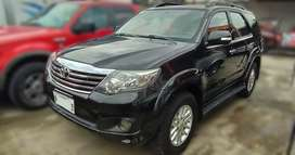 Flamante Toyota Fortuner