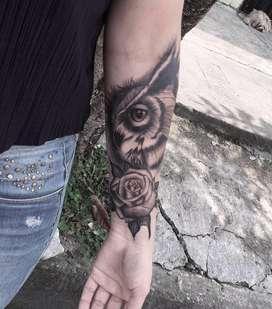 Tattoo artist en Armenia!