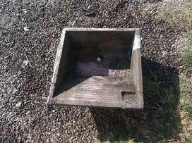 Pileta de cemento (precio negociable)