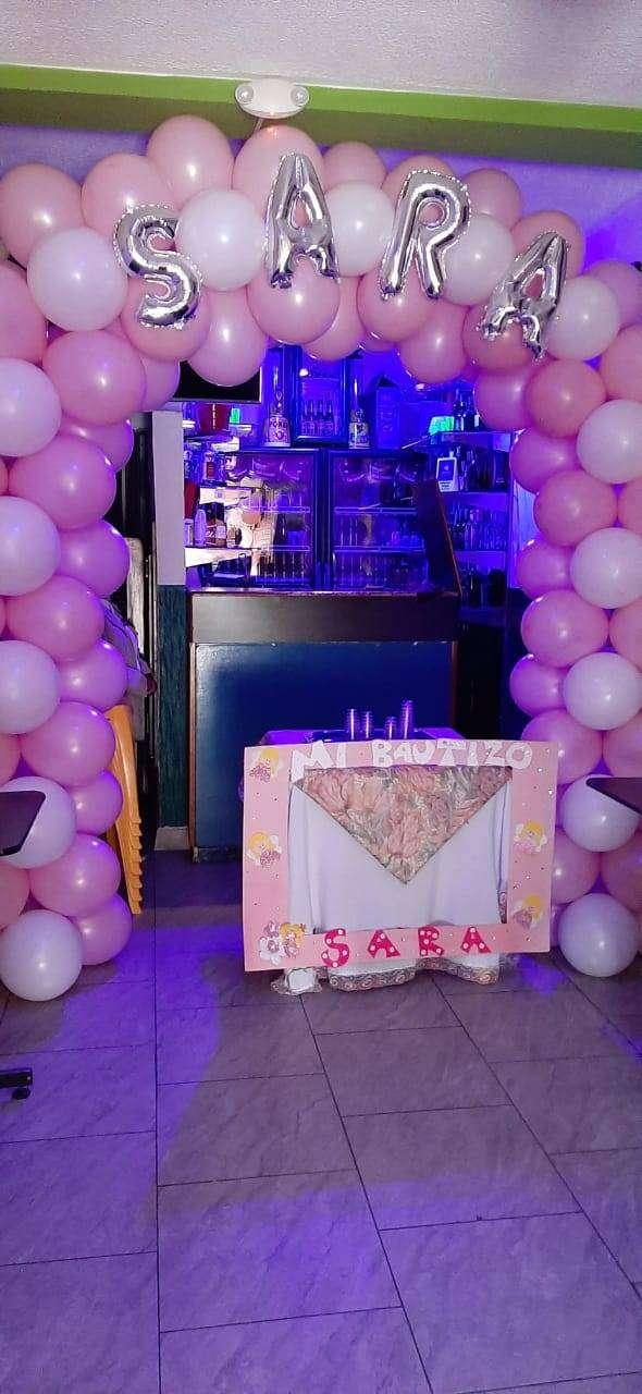 Decoración en Globos para cualquier ocasión y temática, cuadros selfie y personalización de la decoración 0