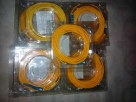 Pach Cord Fibra Optica Apc Upc