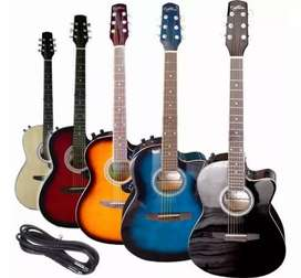Guitarras electroacústica nuevas