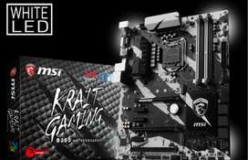 Motherboard Msi B250 Krait Gaming Lga 1151 Ddra4 Hdmi