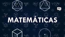 Tutorias de matematicas, fisica , química, biofisica, materias de ingeniería y medicina wapp 3015755689