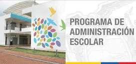 Programa Educativo Administra tus Tareas