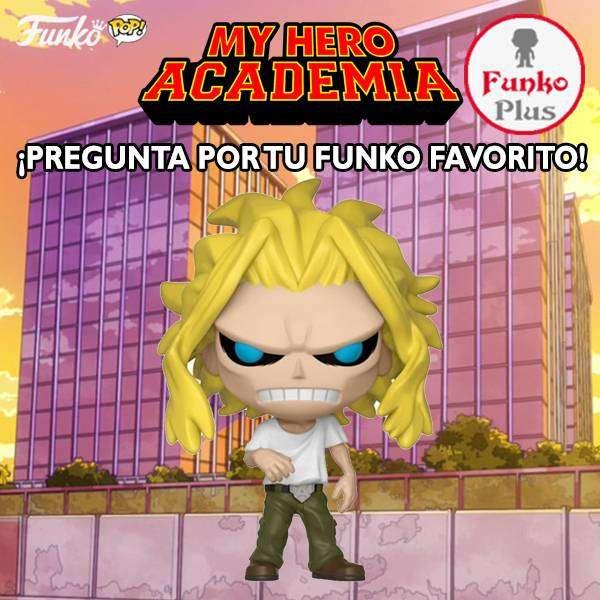 Funko Pop Hero Academia All Mighty Debil 0