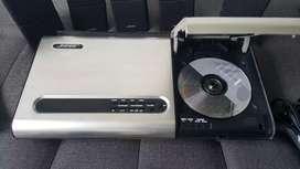 Tecno Bose teatro en casa lifestyle 12 parlantes subwoofer consola cd
