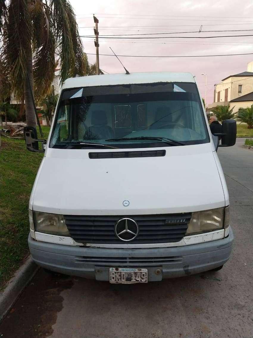 Vendo Sprinter 3550  Furgon 310 0