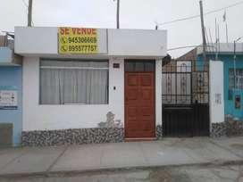 Terreno con construcción en venta. provincia de Islay-Arequipa
