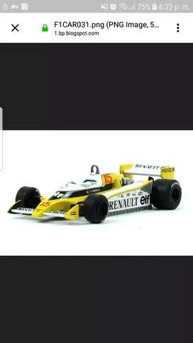 Vendo Fórmula 1 colección salvat varios