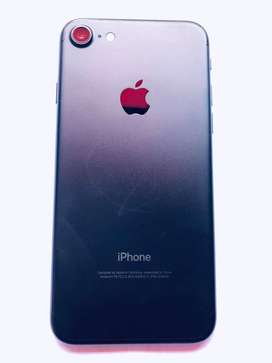 Iphone 7 jetblack