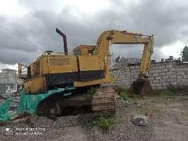 Vendo Excavadora Caterpilar 215-BLC 1986