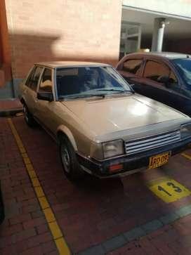 Mazda 323 Dorado modelo 85