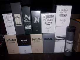 Perfumes naturas originales