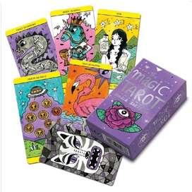 The Magic Tarot Amaia Arrazola Fournier Feminismo Original