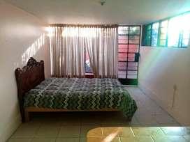 Alquilo amplia habitación en Pueblo Libre (amoblado)