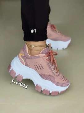 Hermoso calzado para damas