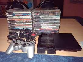 Vendo o permuto Playstation 2