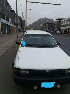 Nissan AD station wagon