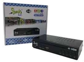 Sigue viendo tus canales favoritos con la mejor tecnología del Decodificador TDT -073Decodificador TDT -073