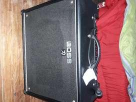 Amplificador guitarra boss katana 100w