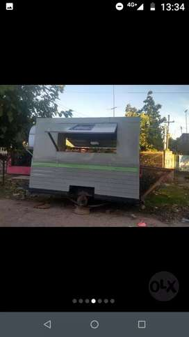 Vendo carro parrillero