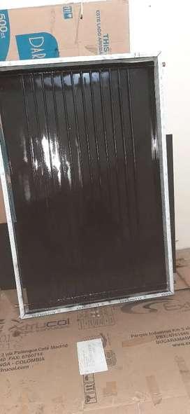 Pánel solar hidráulico