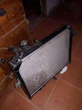 Vendo radiador kia k2500