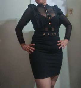 Vestido Nuevo Talla M