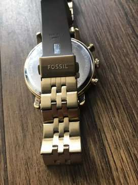 Reloj fossil 100%funcional