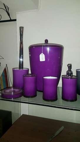 Juego de Baño Purpura