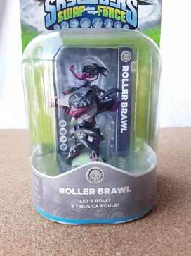 Skylanders Swap Force, Roller Brawl