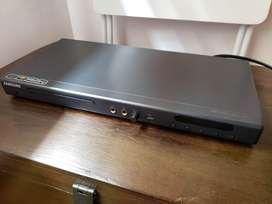 Reproductor DVD + Karaoke Samsung