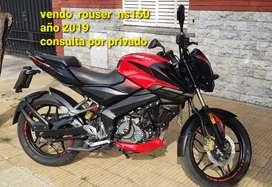 Rouser NS 160