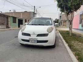 vendo nissan March 2003 automatico