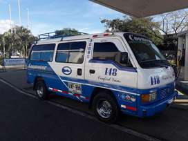 Vendo Colectivo Nissan Intermunicipal 14 pasajeros