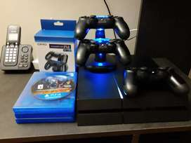 Vendo play station slim