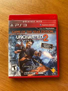 "Uncharted 2 ""among thieves"""