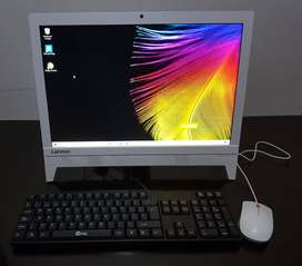 Excelente Lenovo Ideacentre All In One 310-201AP  - 4Gb RAM - 500 Disco Duro
