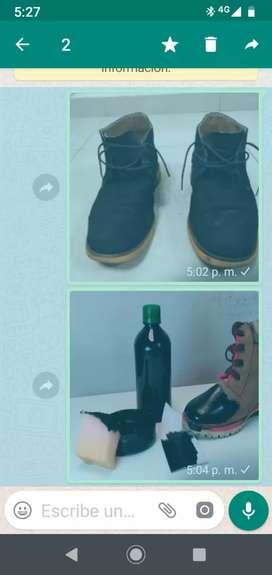 Se pinta calzado