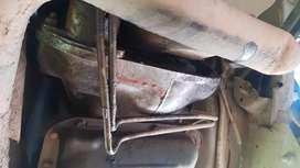 Vendo caja automática de Jeep Grand cherokee modelo 97 ZJ recién reparada