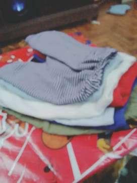 Lote de pantalones de bebe